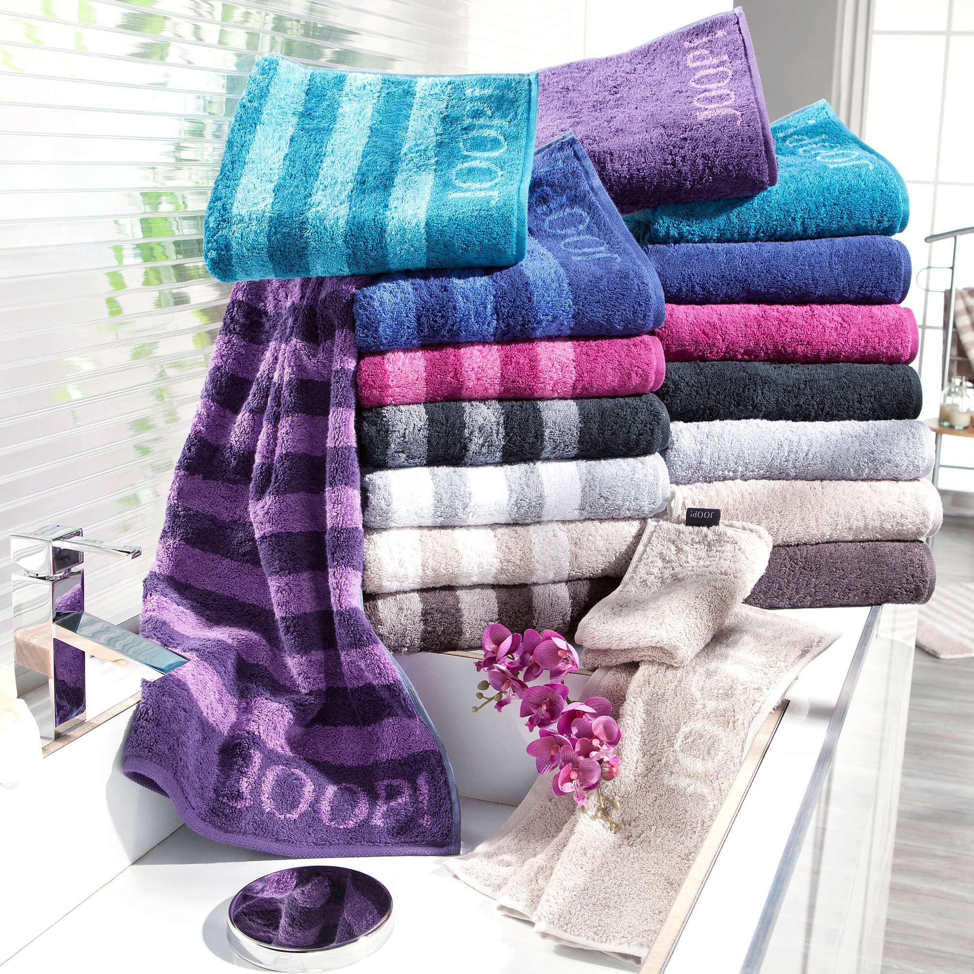 joop handtuch jacquard. Black Bedroom Furniture Sets. Home Design Ideas