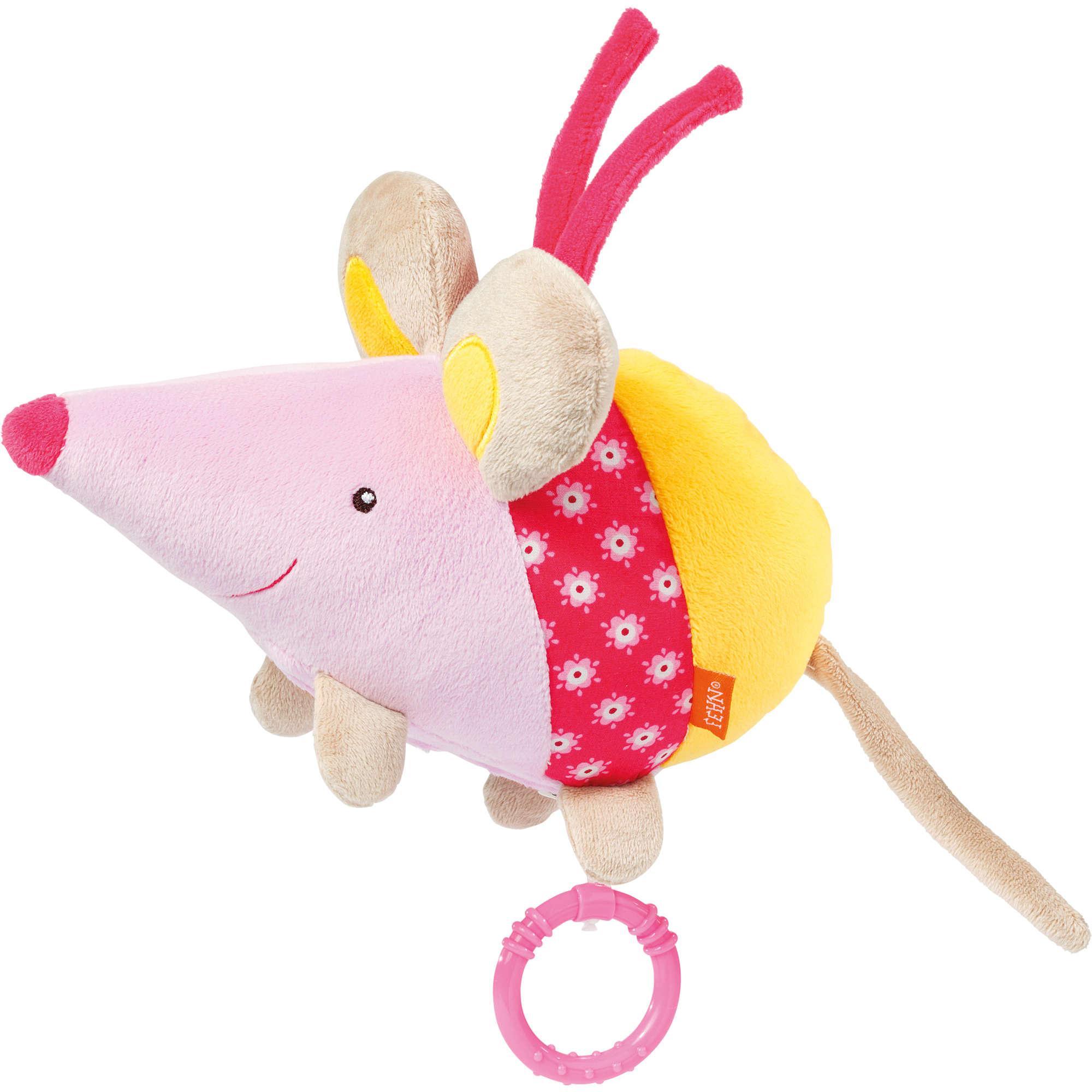 Fehn Spieluhr Maus, Bunt