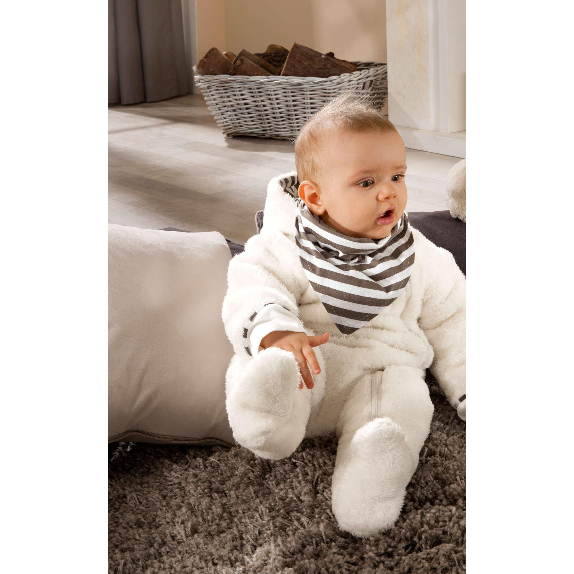 baby butt fleece overall fleece ebay. Black Bedroom Furniture Sets. Home Design Ideas