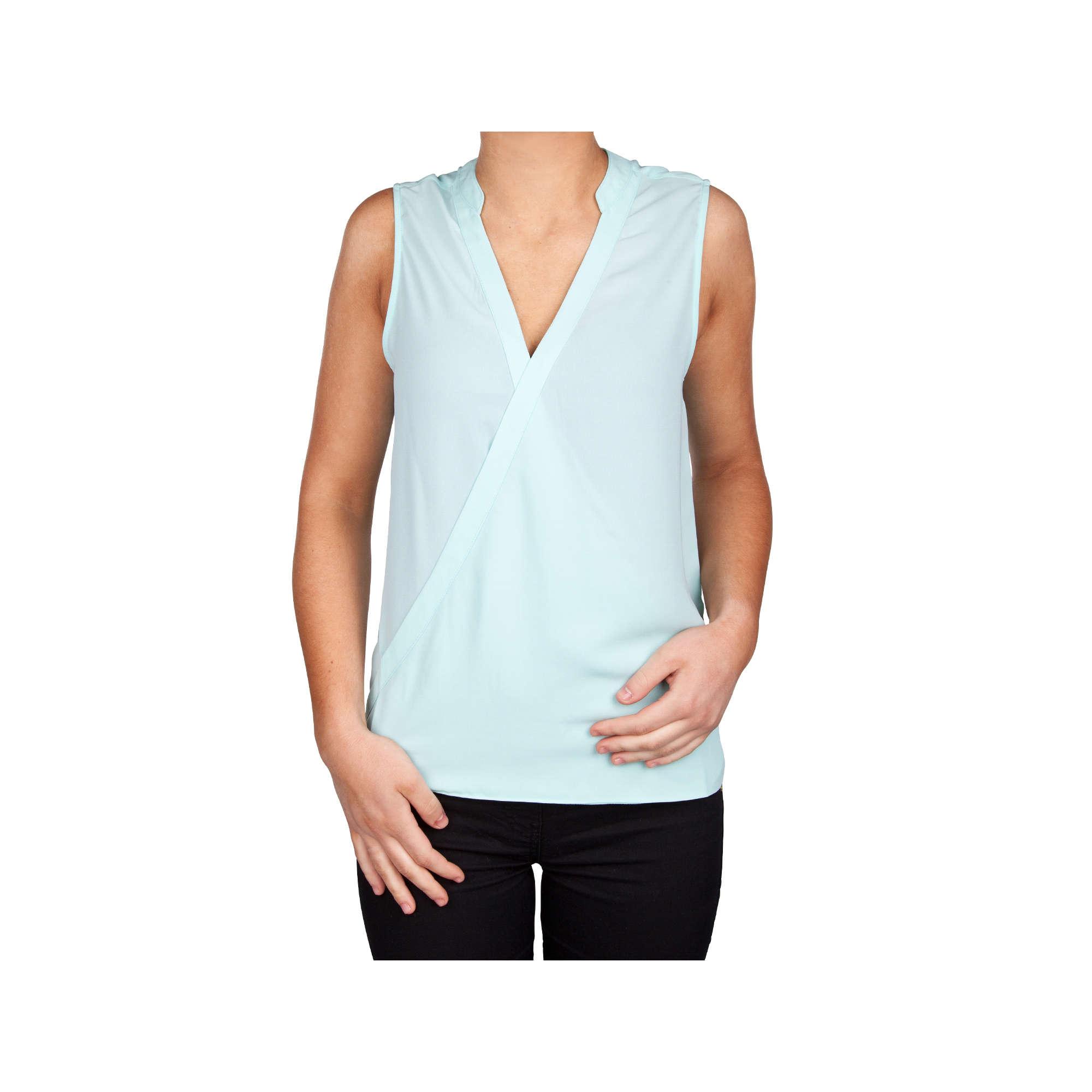 tom tailor denim damen bluse light pastel mint. Black Bedroom Furniture Sets. Home Design Ideas