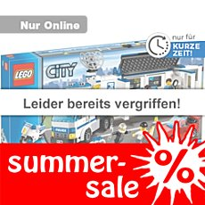 Lego City - Polizeitruck