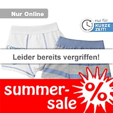 Kinderbutt Pants im 2er-Pack
