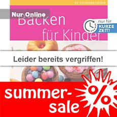 GU Buch: Backen f�r Kinder