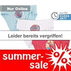 Slip Spiderman im 3er-Pack