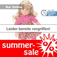Bayer Designer Girls Puppe