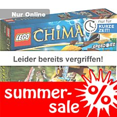 Lego Legends of Chima Ultimatives Speedorz Turnier
