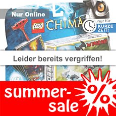 Lego Legends of Chima Eisturm
