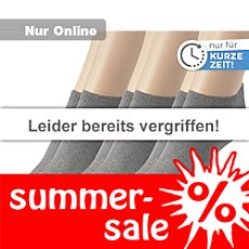 Schiesser Damen-Sneakersocken im 3er-Pack