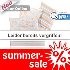 Irisette Mako-Satin Bettw�sche