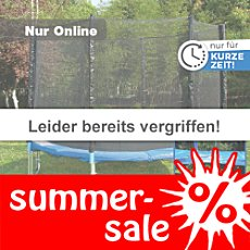 Riesen-Trampolin-Set