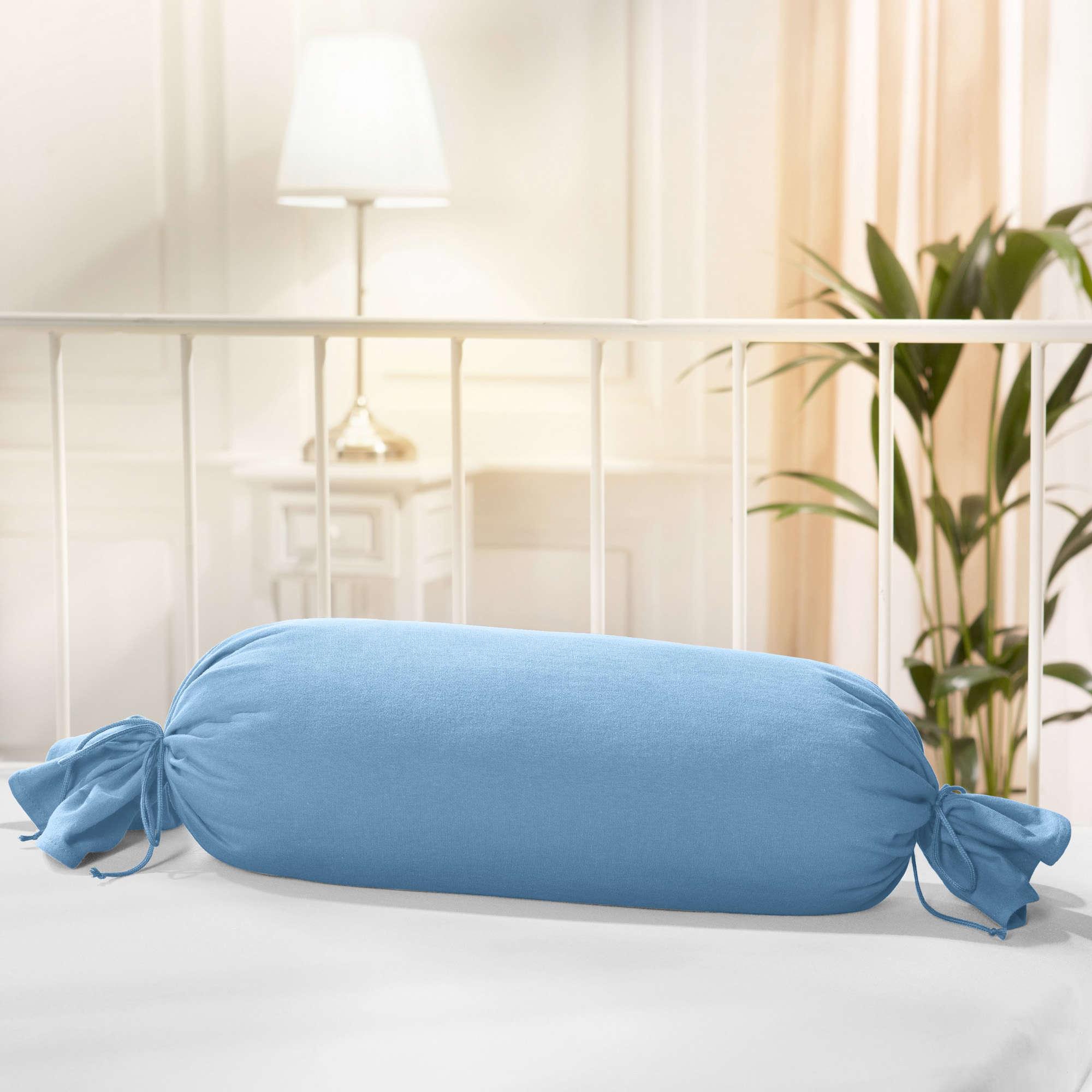erwin m ller nackenrollenbezug rosenheim single jersey ebay. Black Bedroom Furniture Sets. Home Design Ideas