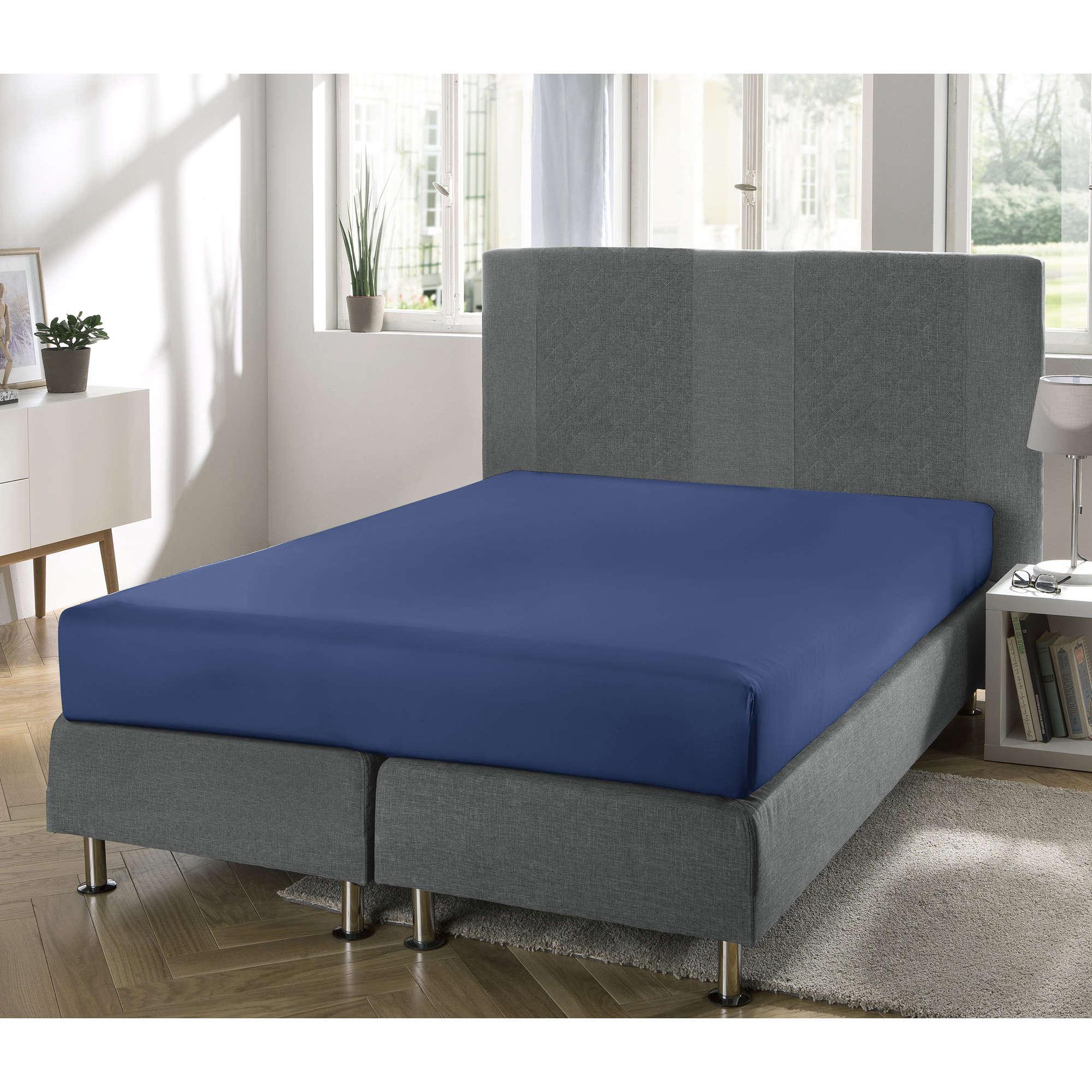 erwin m ller boxspringbett spannbettlaken freising ebay. Black Bedroom Furniture Sets. Home Design Ideas