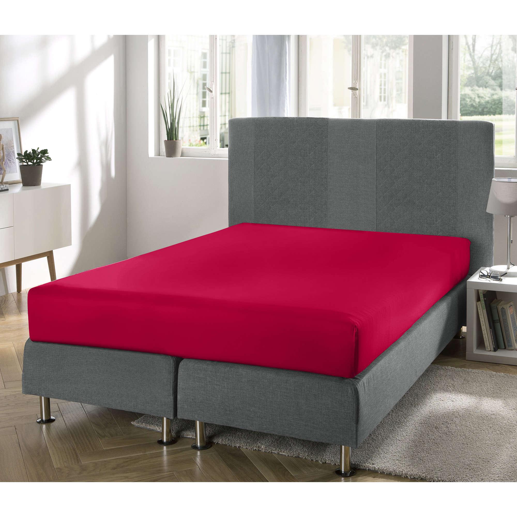erwin m ller boxspringbett spannbettlaken freising single jersey ebay. Black Bedroom Furniture Sets. Home Design Ideas