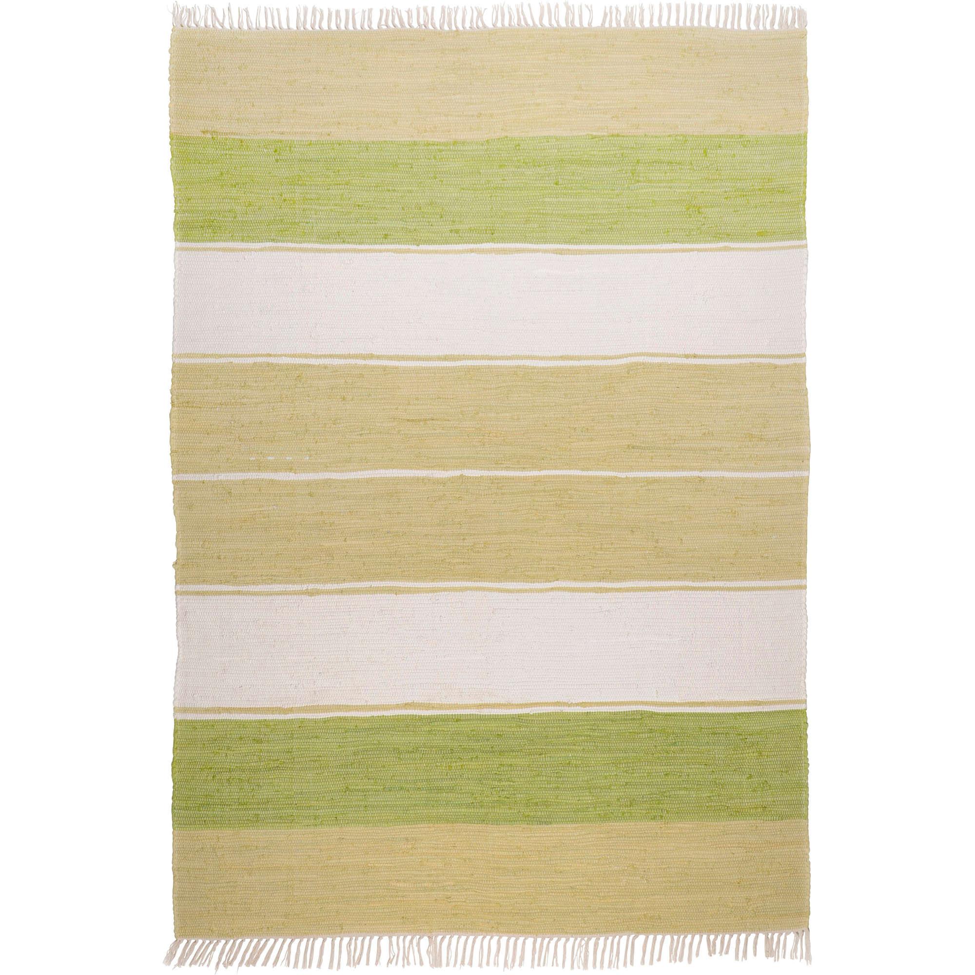 THEKO Teppich 60x120 Cm lindgrün | eBay