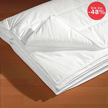Centa Star Vier-Jahreszeiten-Bett Allergo Cotton