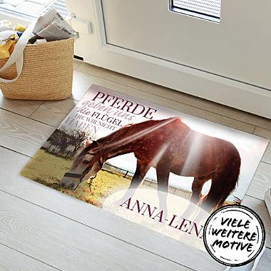 Fußmatte Tiere