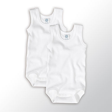 Sanetta Baby-Body im 2er-Pack