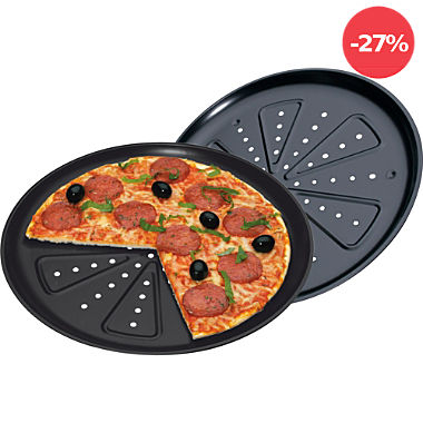 Pizzablech im 2er-Pack