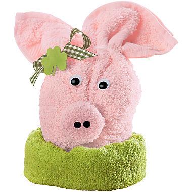 Geschenk-Set Glücksschwein