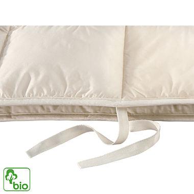 Cotonea Baumwolle Bio Vier-Jahreszeiten-Bett