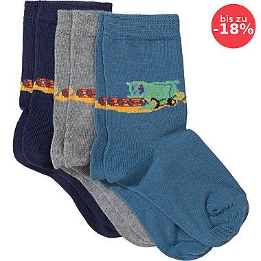 Erwin Müller Kinder-Socken im 3er-Pack