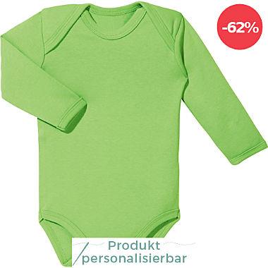 Erwin Müller Interlock-Jersey Baby-Body langarm