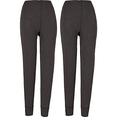 Damen-Unterhose, lang im 2er-Pack