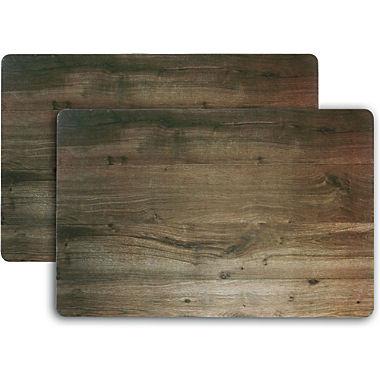 Tischset abwaschbar im 2er-Pack