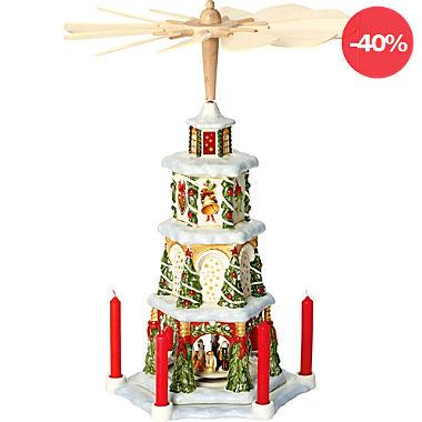 Villeroy & Boch Weihnachtspyramide
