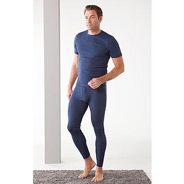 Ammann Feinripp Herren-Unterhose, lang