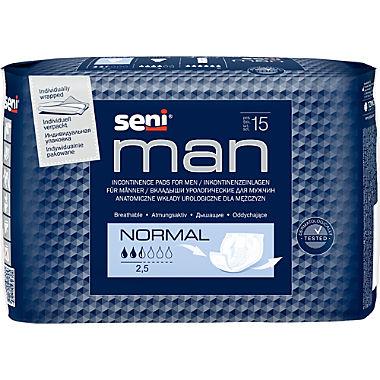 Seni Inkontinenz-Einlage für Herren