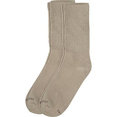 Camano Unisex-Socken im 2er-Pack mit Softbund