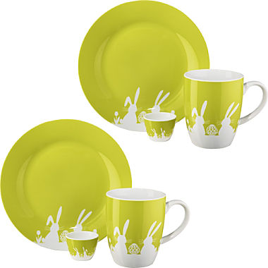 Gepolana Frühstücksset 6-teilig