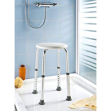 Dusch- und Wannenhocker höhenverstellbar