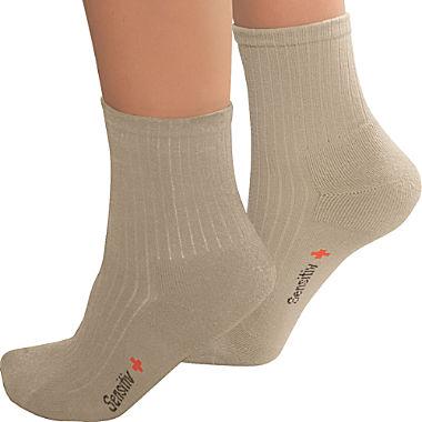 FußGut Unisex Sensitiv-Socken