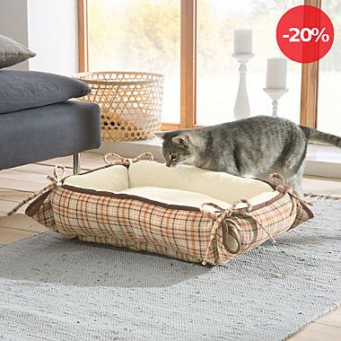 Hunde- und Katzendecke/-bett