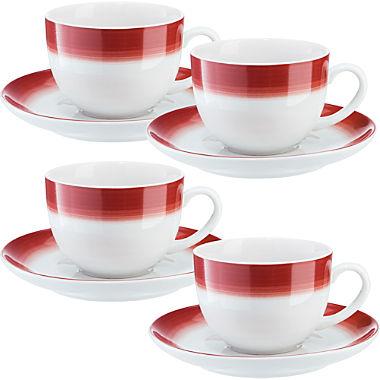 Gepolana Kaffeetassenset 8-teilig