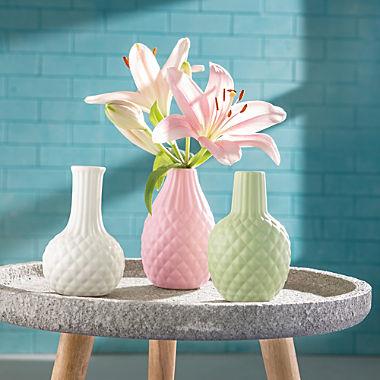 Vase im 3er-Set