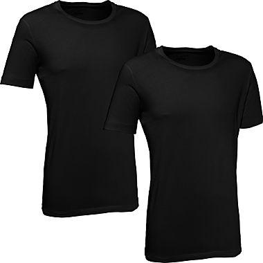 Ragman Single-Jersey Herren-Unterhemd im 2er-Pack