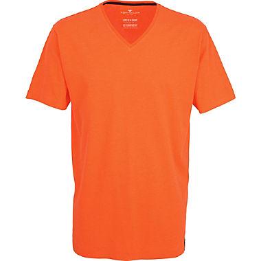 Tom Tailor Mix & Match Single-Jersey Herren-T-Shirt