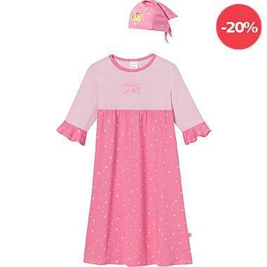 Schiesser Single-Jersey Kinder-Nachthemd