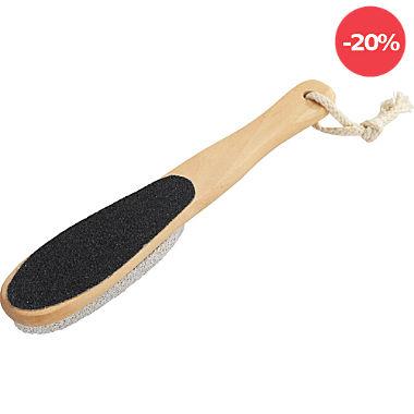 Fußpflege-Bürste 2in1