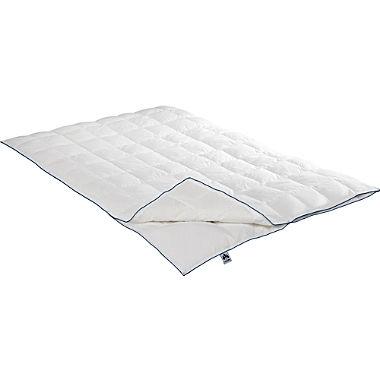 Irisette Daunen 4-Jahreszeiten-Bett