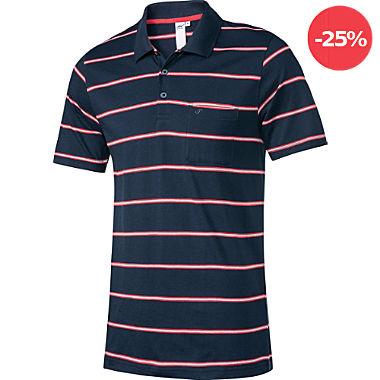 Joy Single-Jersey Herren-Poloshirt