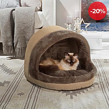 Hunde- und Katzenhöhle