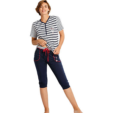 Hajo Single-Jersey Damen-Shorty