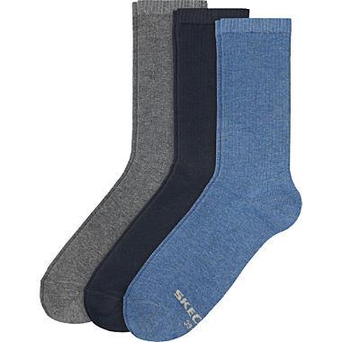Skechers Herren-Socken im 3er-Pack