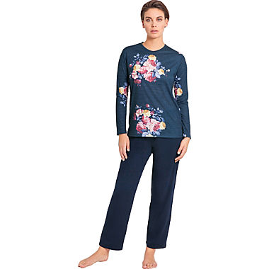 Hajo Single-Jersey Damen-Schlafanzug