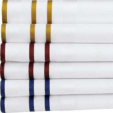 Herren-Taschentücher im 6er-Pack