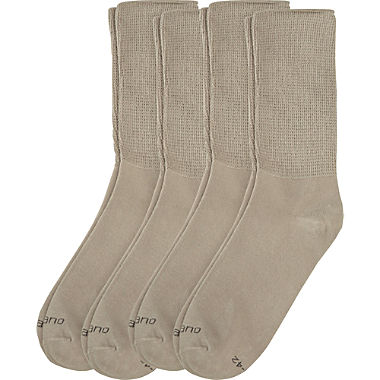 Camano Unisex-Socken im 4er-Pack mit Softbund